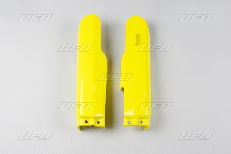 Chránič přední vidlice RM 85-102-žlutá RM 02-