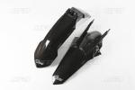 Sada blatníků KTM  EXC 2017-001-černá