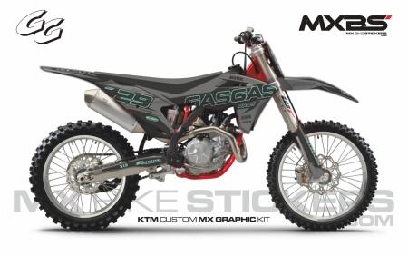 Design 216 - GASGAS EC-F 450  2021 - 2022
