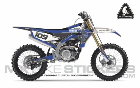 Design 129 - Yamaha YZF 450  2018 - 2020