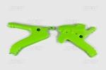 Kryt rámu-026-zelená KX org.