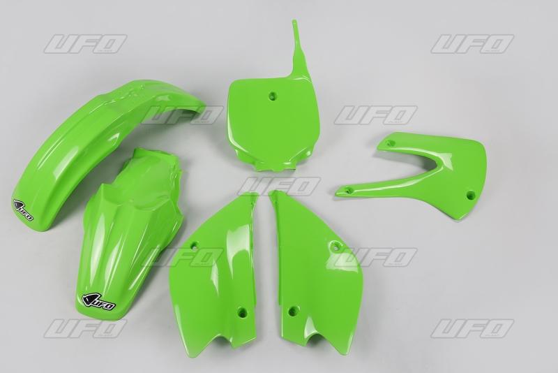 Sada plastů UFO KX 80-85 00-026-zelená KX org.