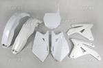 Sada plastů UFO RMZ 450 07-041-bílá