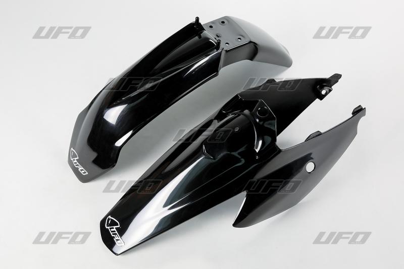 Sada blatníků KTM 85 2011-2012-001-černá