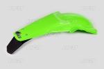 Zadní blatník enduro se světlem-026-zelená KX org.