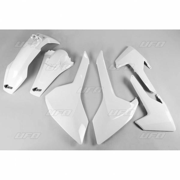 Sada plastů TE-TX125-250-300,FE250-350-450-501 2017-999-OEM standartní barvy