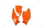 Bočnice / air box SX-SXF (2016)-127-oranžová (03-)