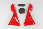 Kryt vzd. filtru CRF 450R-450RX 2017--070-červená Honda