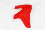 Spoiler pravý XR-069-červená tmavá