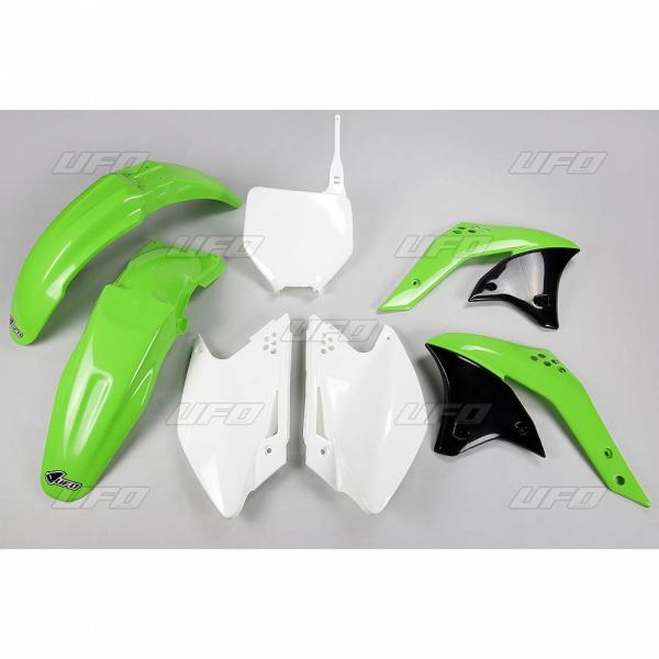 Sada plastů UFO KXF 250 2007-999-OEM standartní barvy