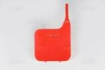 Přední číslová tabulka-061-červená