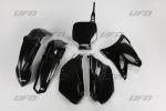 Sada plastů Restyling YZ 85 2002-2012-001-černá