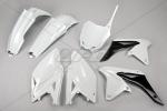 Sada plastů RMZ 250 2014-041-bílá
