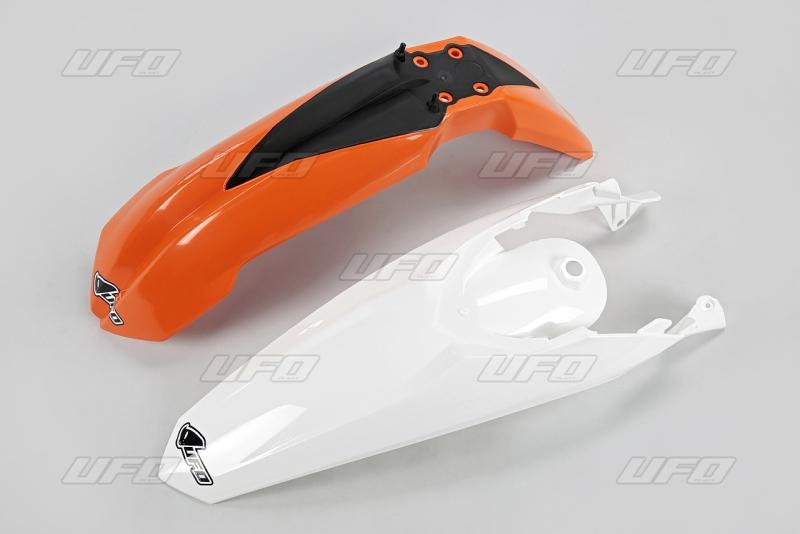 Sada blatníků KTM SX-SXF 2011-2012-999-OEM standartní barvy