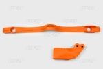 Sada vodítka a lízátka řetězu-127-oranžová (03-)