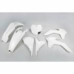 Sada plastů KTM SX- SXF 2013-2015, SX 250 2016-047-bílá KX
