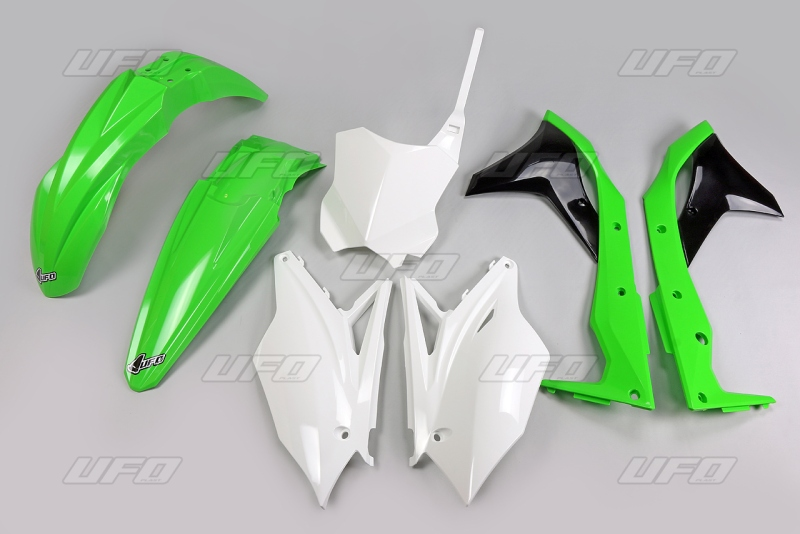 Sada plastů UFO KXF 250 2017-999-OEM standartní barvy