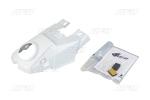 Kryt nádrže -041-bílá