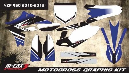 Design 39 - Yamaha YZF 450  2010 - 2013