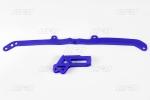 Sada vodítka a lízátka řetězu-089-modrá