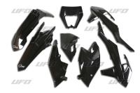 Sada plastů UFO KTM EXCF s plast. maskou 17-19