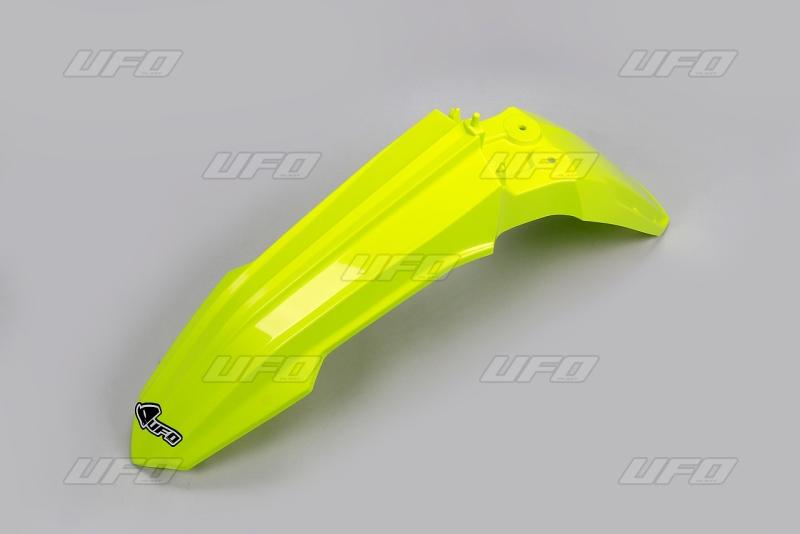 Přední blatník-DFLU-neon/žlutá