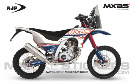 Design 233 - AJP PR7 630  2015 - 2022