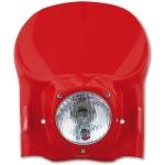 Maska se světlem-B-červená