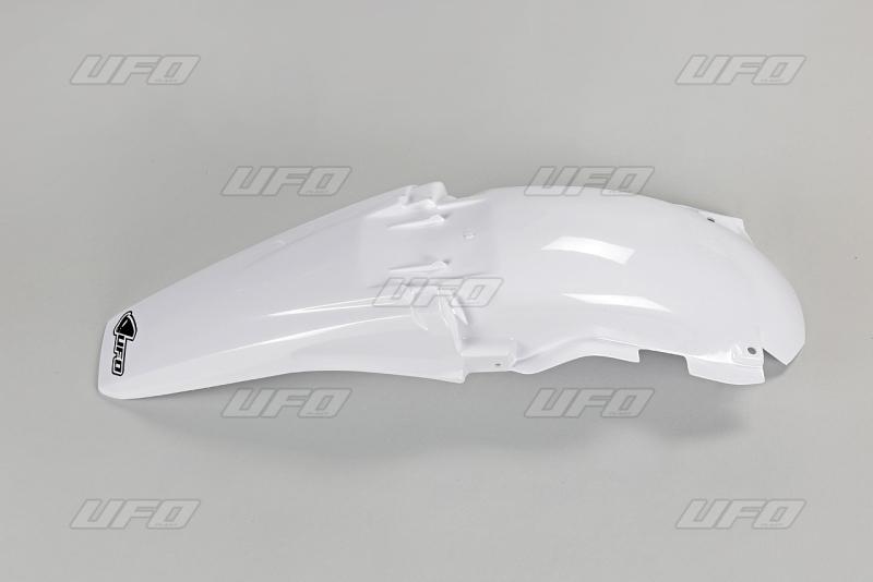 Zadní blatník-046-bílá Yamaha