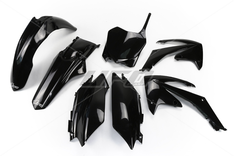 Sada plastů CRF 250-450 2011--001-černá