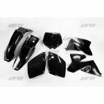 Sada plastů UFO KTM2T/4T 00-001-černá