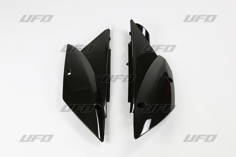 Bočnice Kawasaki KLX-001-černá