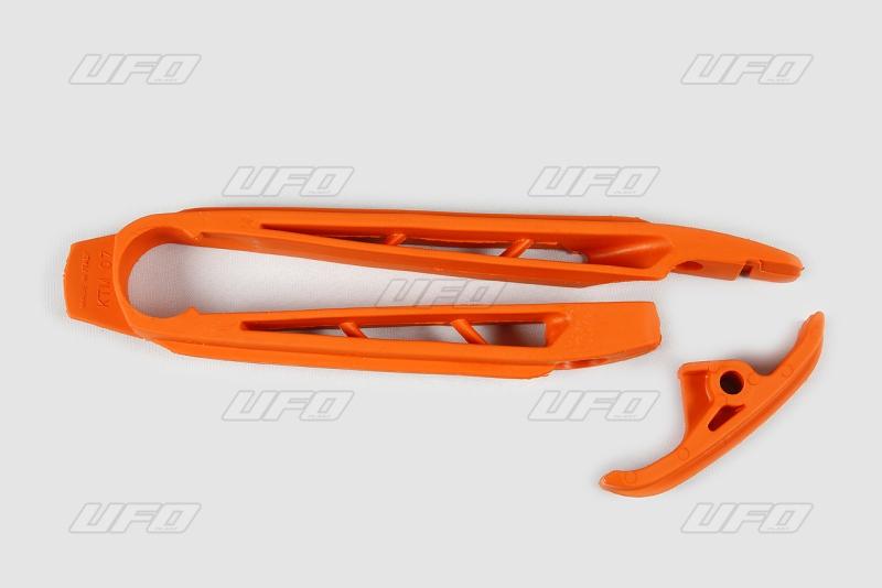 Lízátko řetězu KTM-127-oranžová (03-)