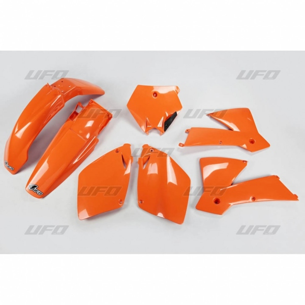 Sada plastů UFO SX/SXF 2003-127-oranžová (03-)