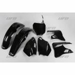 Sada plastů UFO YZ 125-250 00-01-001-černá