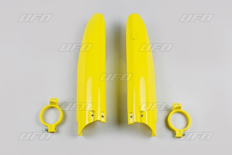 Kryt přední vidlice-102-žlutá RM 02-