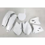 Sada plastů UFO RM 125-250 -041-bílá