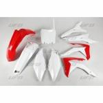 Sada plastů CRF 250 14-17, CRF 450 13-16 USA version-999-OEM standartní barvy