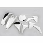 Sada plastů KTM SX 2011-047-bílá KX