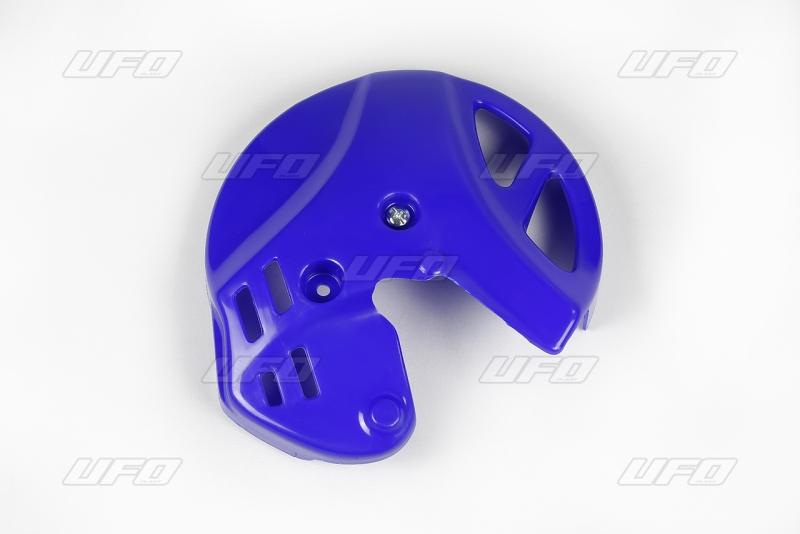 Kryt přední kotoučové brzdy-089-modrá