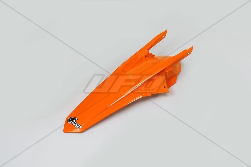 Zadní blatník SX-SXF (2016) -127-oranžová (03-)