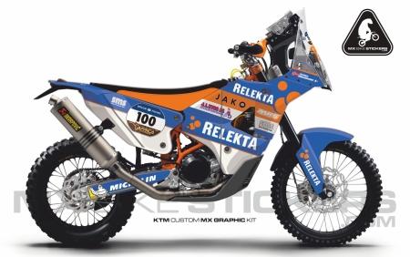 Design 113 - KTM RALLY REPLICA 450  2016 - 2018