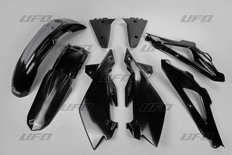 Sada plastů HVA 4T 05-06-001-černá