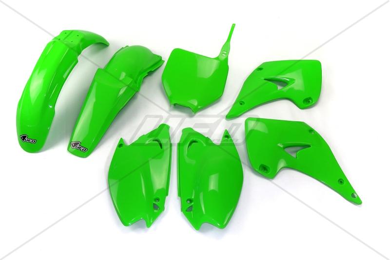 Sada plastů UFO KX 2T 03-04-026-zelená KX org.