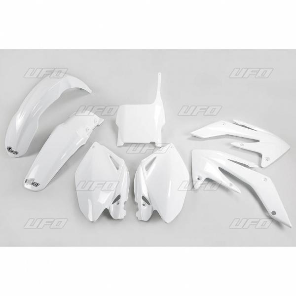 Sada plastů CRF 250 06-07-041-bílá