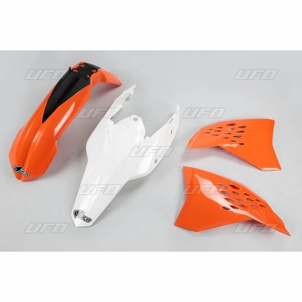 Sada plastů KTM EXC 2011-999-OEM standartní barvy