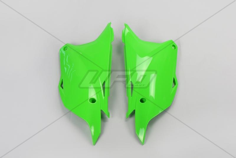 Bočnice Kawasaki-026-zelená KX org.