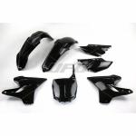 Sada plastů YZ 125-250 2015-001-černá