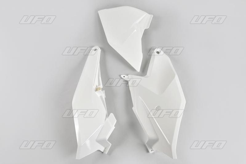 Spoiler KTM SX 85 2018-047-bílá KX