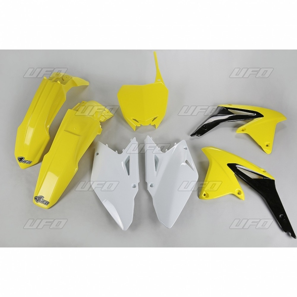 Sada plastů UFO RMZ 450-999-OEM standartní barvy